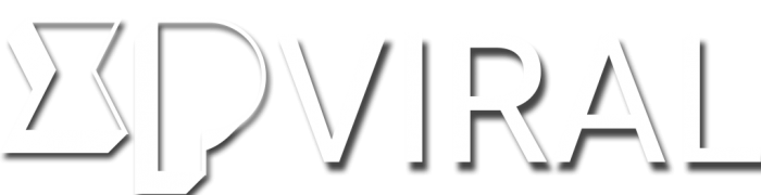 XPViral WEB Inverse Gradient White